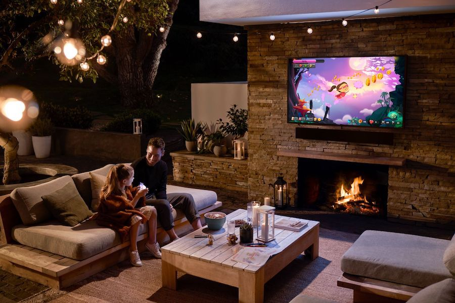 Enhance Your Summer Entertaining with Outdoor TV And Sound