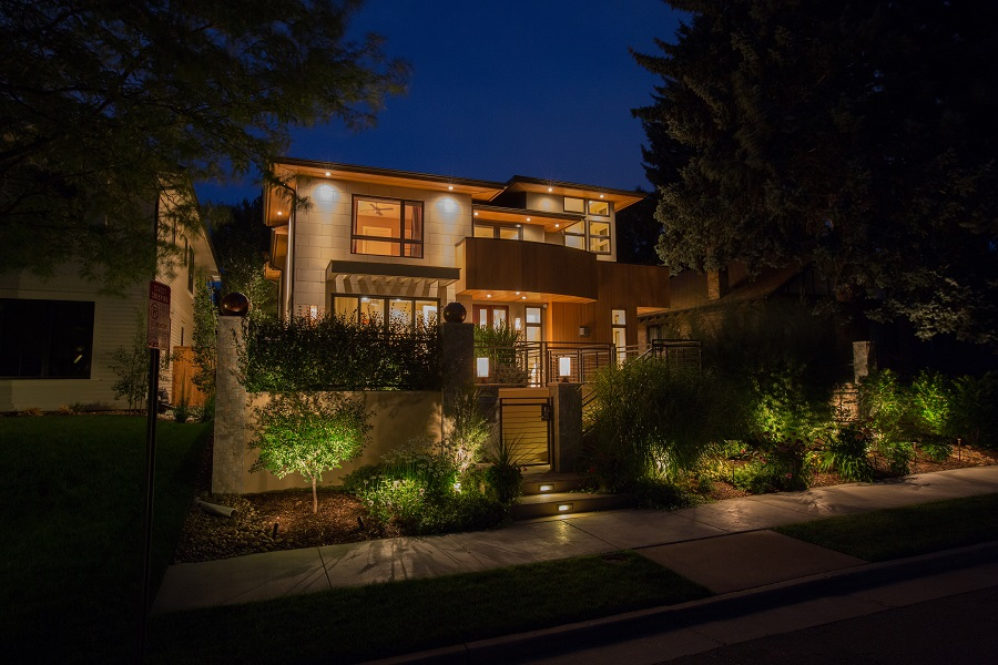Sprucing Up Your Yards? Don't Forget About Landscape Lighting