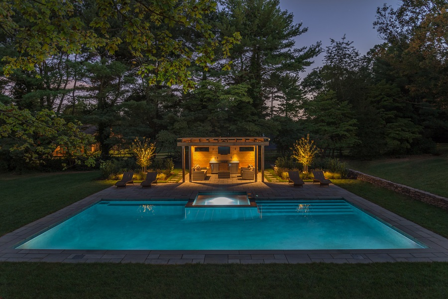Extend Your Summer Nights Outdoors with Landscape Lighting