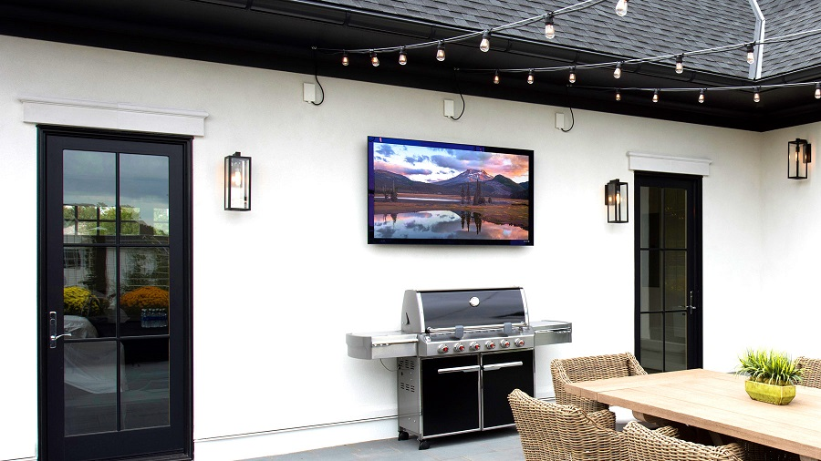 Which Outdoor TVs Are Best for the Backyard?
