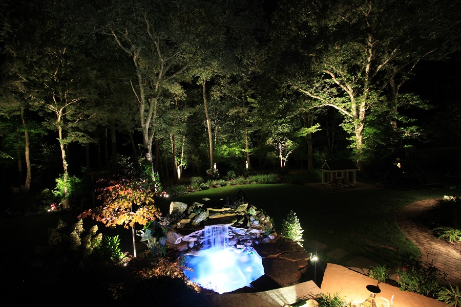 Transform Your Outdoors with Coastal Source Landscape Lighting