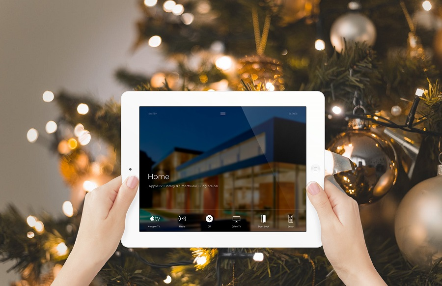 Make the Most of Your Holiday Parties with Multi-Room Audio Video