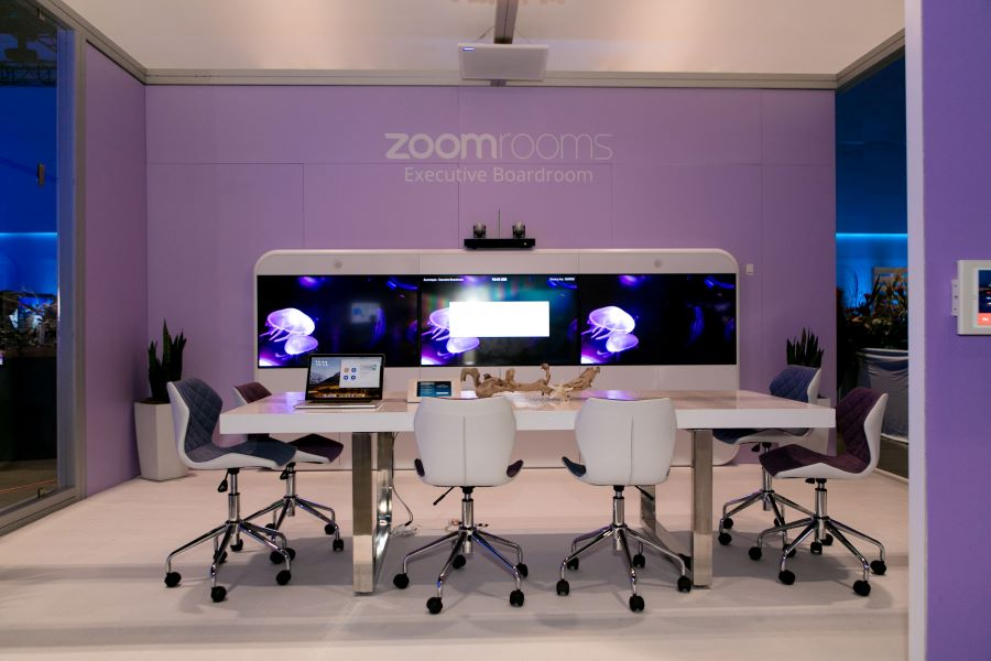 Savant Zoom Rooms Combine High-Quality Audio-Video Performance with Smart Automation