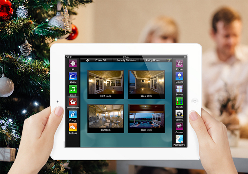 Light Up the Holidays With Smart Home Automation