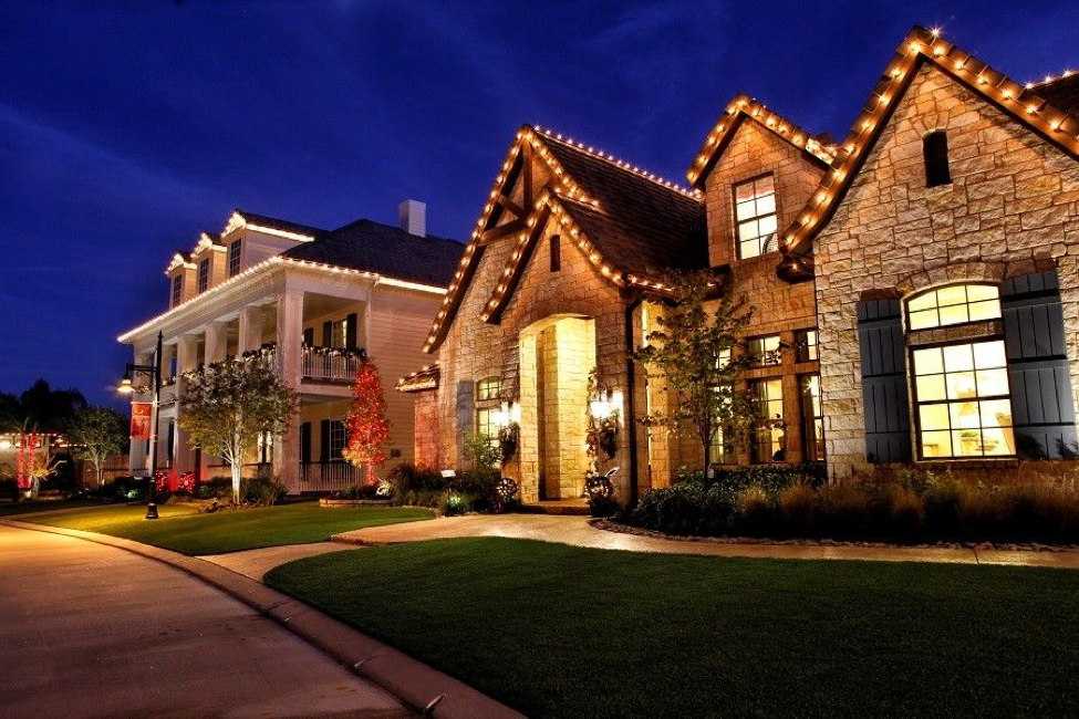 Wintertime Is The Perfect Time For Outdoor Lighting